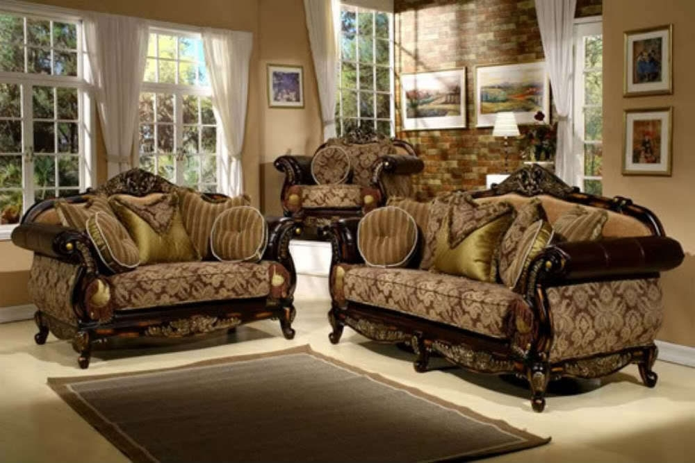 Elegant Sofas And Chairs Regarding Fashionable Astonishing Elegant Living Room Furniture Officialkod Com At (Gallery 8 of 10)