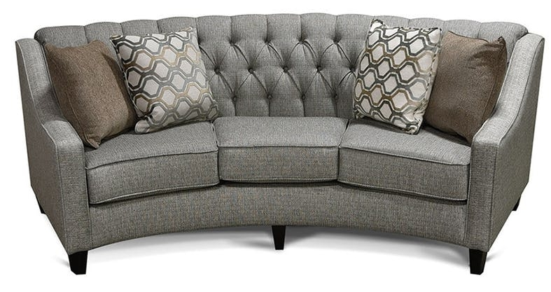 England Furniture Care And Intended For Most Recently Released Rounded Sofas (View 1 of 10)