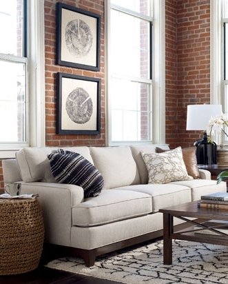 Ethan Allen Living Room Furniture – Living Room Decorating Design In Current Ethan Allen Sofas And Chairs (View 2 of 10)