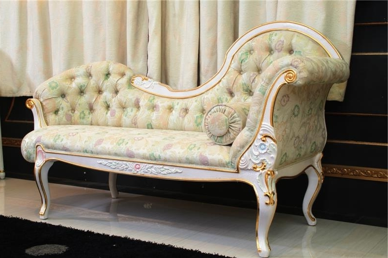 European Chaise Lounge Chairs Inside Well Known Feipa Home Furnishings European Luxury French Classical Art Carved (Gallery 10 of 15)