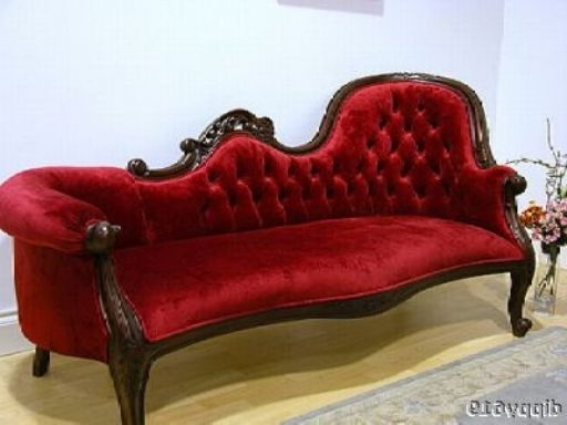 Excellent Stunning Red Chaise Lounge Red Velvet Chaise Lounge More Inside Recent Velvet Chaise Lounge Chairs (View 5 of 15)