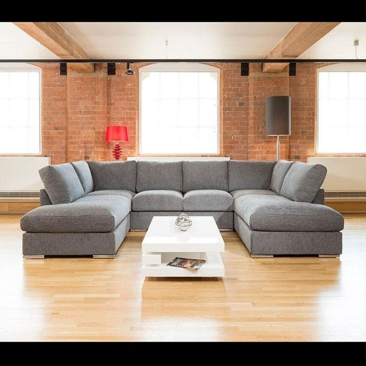 Extra Large U Shaped Sectionals With Regard To Favorite 29 Best Massive Sofas Images On Pinterest (Gallery 3 of 10)
