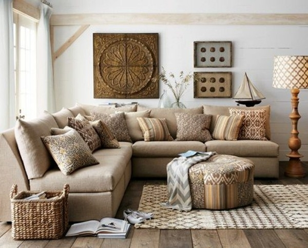 Ezhandui Within Well Known Country Style Sofas (View 6 of 10)