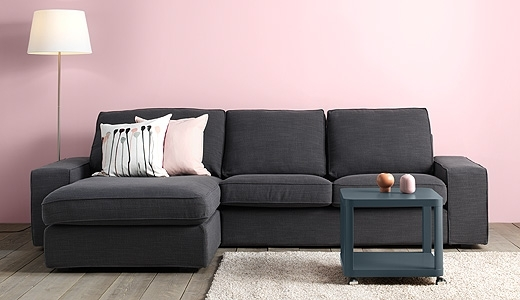 Fabric Sofas For Most Recently Released Fabric Sofas – Sofas & Armchairs – Ikea (View 3 of 10)