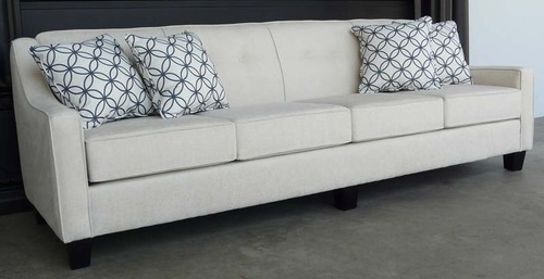 Famous 4 Seater Sofas Within 4 Seater Sofa – View Specifications & Details Of Designer Sofa Set (View 7 of 10)