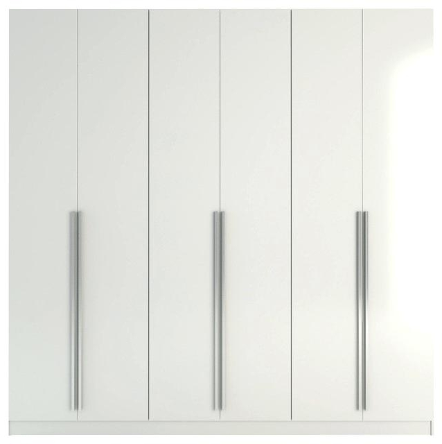Famous 6 Door Wardrobes Bedroom Furniture In 6 Door Wardrobe Price In India 6 Door Wardrobe Asda 6 Door (View 7 of 15)