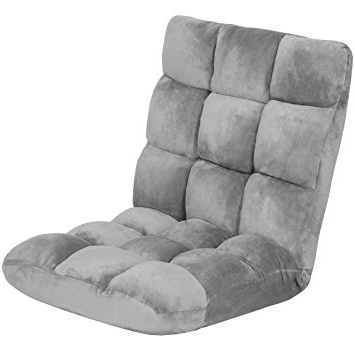 Famous Amazon: Best Choice Products Cushioned Floor Gaming Sofa Chair Inside Folding Sofa Chairs (View 3 of 10)