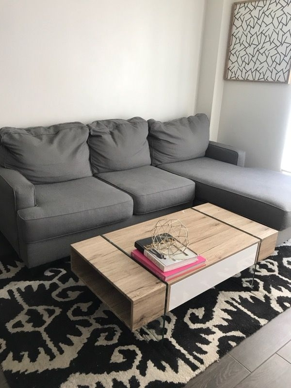 Famous Ashely Home Sectional Sofa (Furniture) In Queens, Ny – Offerup Regarding Queens Ny Sectional Sofas (View 4 of 10)