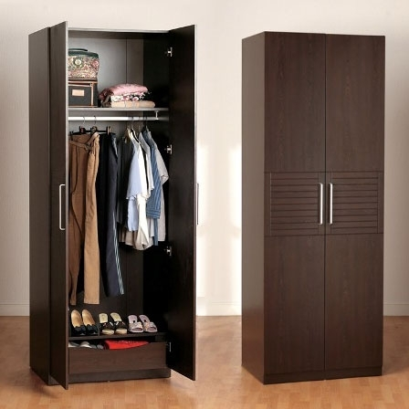 Famous Cheap 2 Door Wardrobes For 8 Simple Wardrobes For Students On A Budget – Fif Blog (View 6 of 15)