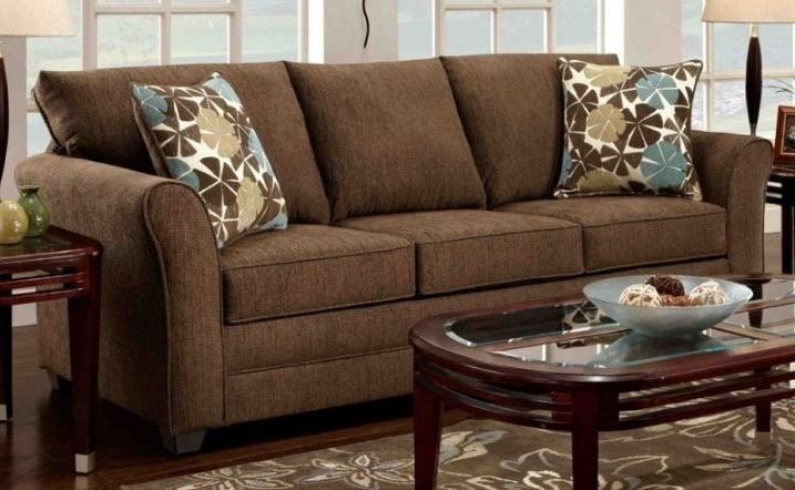 Famous Colorful Sofas And Chairs With Regard To Top 10 Best Sofa Colors  (View 7 of 10)