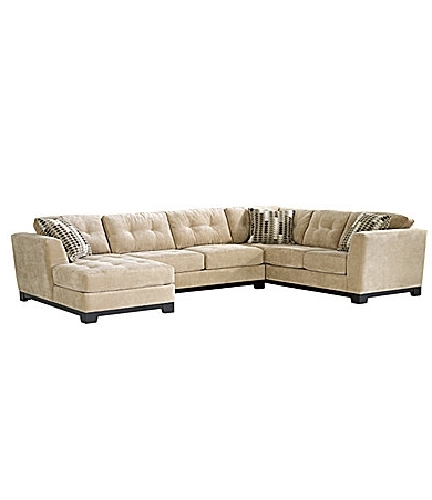 "Famous Dillards Sectional Sofas Throughout Jonathan Louis ""somers"" 3 Piece Sectional (View 2 of 10)"