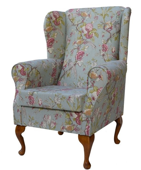 Famous Floral Sofas And Chairs With Regard To 101 Best Furniture & Upholstery Images On Pinterest (View 4 of 10)
