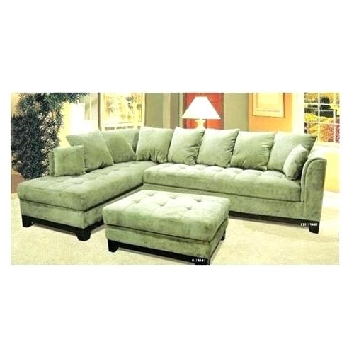 Famous Green Sectional Sofas With Exotic Green Sectional Couch Affordable Sage Green Sectional Sofas (View 8 of 10)