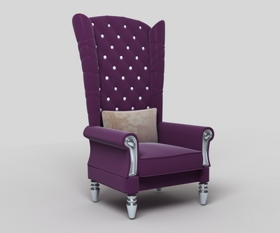Famous High Back Sofas And Chairs Intended For High Back Sofas And Chairs – Home And Textiles (View 10 of 10)