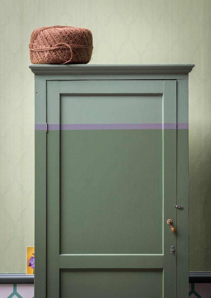 Famous How To Paint A Wardrobe – Furniture Paintingfarrow & Ball With Farrow And Ball Painted Wardrobes (View 1 of 15)