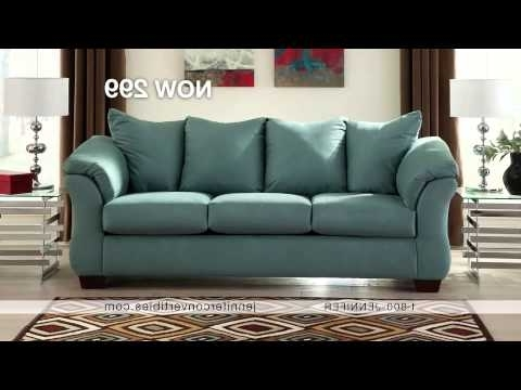 Famous Jennifer Convertibles Commercial Narrateddebbie Irwin – Youtube Regarding Jennifer Sofas (View 3 of 10)