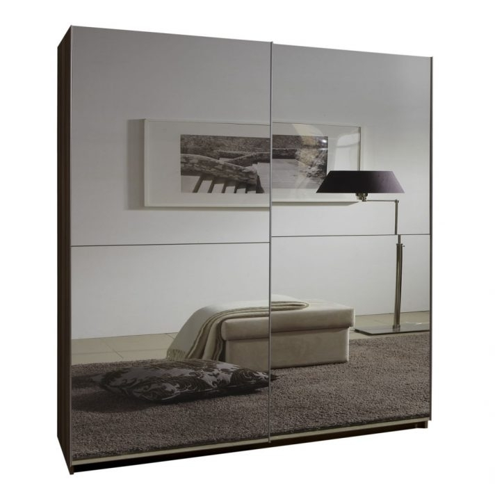 Famous Single Door Mirrored Wardrobes Intended For Single Door Wardrobe With Mirror Ikea Sliding Doors 3 Mirrored (View 14 of 15)