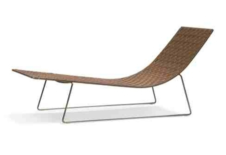 Famous Trenza Chaise Lounge From Andreu World (View 7 of 15)