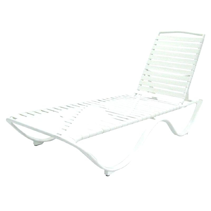 Famous Vinyl Strap Chaise Lounge Chairs Pertaining To Vinyl Chaise Lounge Chairs Large Size Of Patio Patio Chaise Lounge (View 11 of 15)