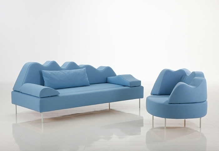 Fancy Sofas Give The Living Room An Interesting Touch Within 2018 Fancy Sofas (View 5 of 10)