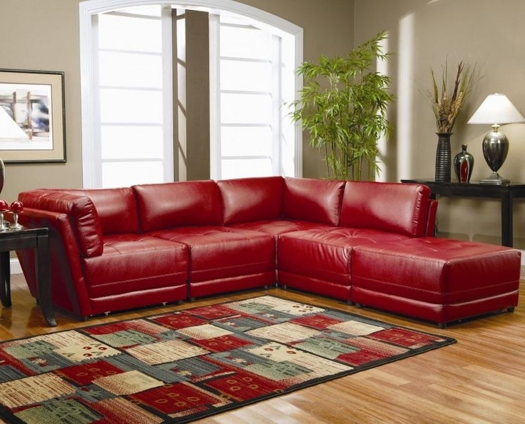 Fantastic Red Living Room Set Red Leather Living Room Set Living For Most Current Red Leather Couches For Living Room (View 2 of 10)