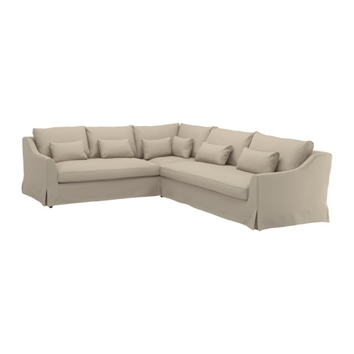 Färlöv Sectional,5 Seat/sofa Left – Flodafors Beige – Ikea Pertaining To Best And Newest Pittsburgh Sectional Sofas (View 5 of 10)