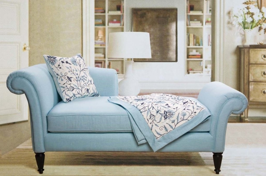 Fashionable Bedroom Couches – Myfavoriteheadache Within Sofas For A Small Room With Bedroom Sofas (View 7 of 10)