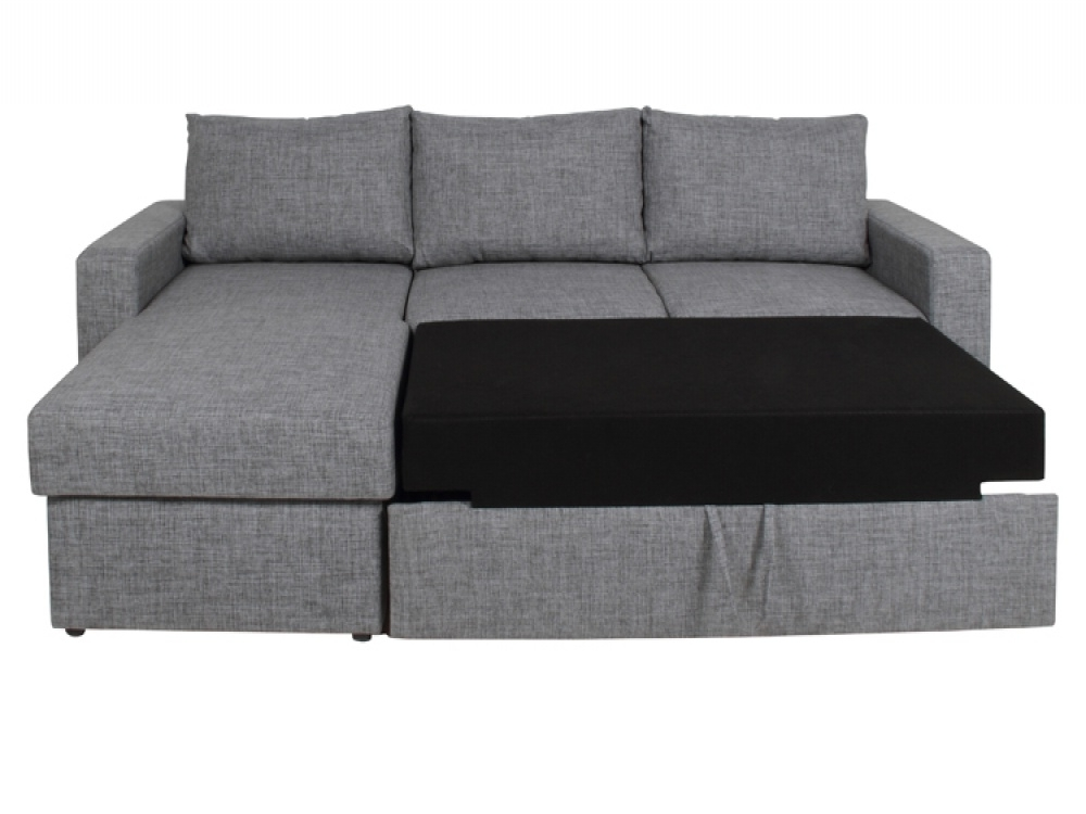 Fashionable Chaise Sofa Beds Inside Sofa : Alluring Sofa Bed With Storage Chaise Sofa Bed With Storage (View 2 of 15)