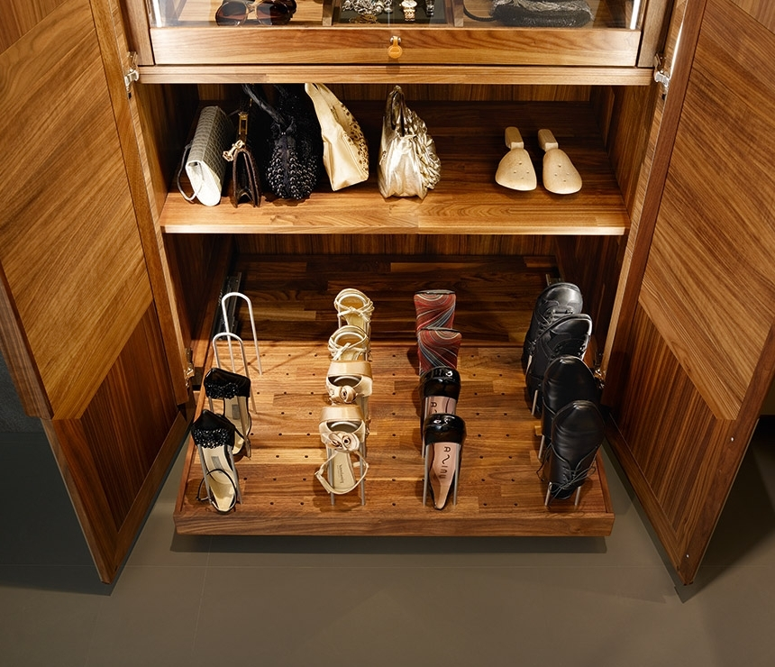 Fashionable Drawers And Shelves For Wardrobes Within Hacks For Wardrobe Storing (View 9 of 15)