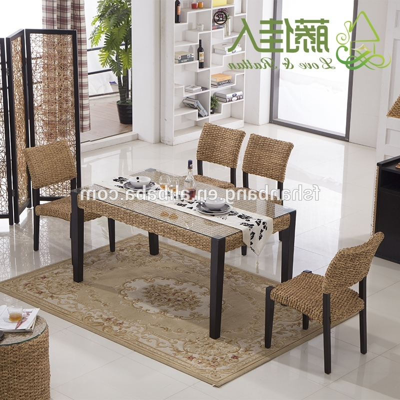 Fashionable Elegant Light Weight Hotel Spa Indoor Rattan Wicker Living Room For Chaise Lounge Chairs For Sunroom (View 10 of 15)