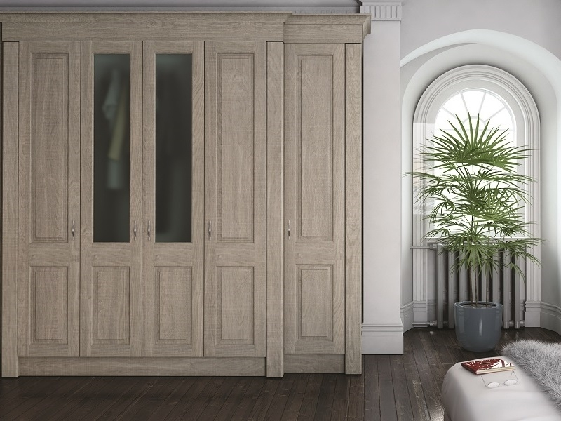 Fashionable Fitted Bedroom Wardrobes Harrogate (View 4 of 15)