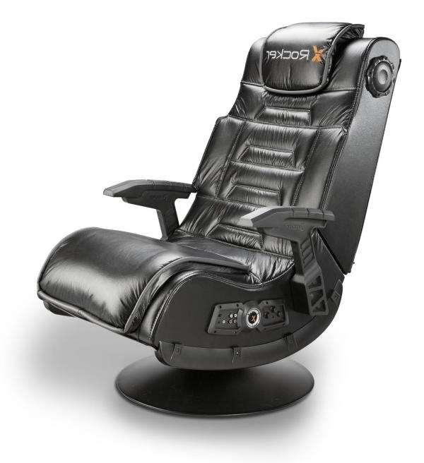 Fashionable Gaming Sofa Chairs Regarding 10 Quintessential Video Gaming Chairs (View 5 of 10)