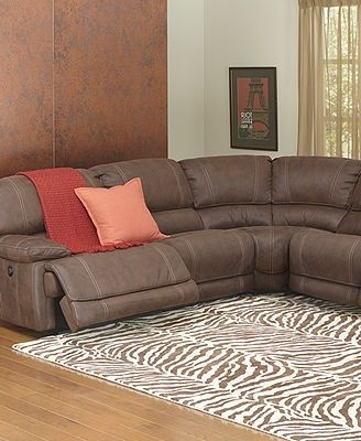 Fashionable Jedd Fabric Sectional Living Room Furniture Collection, Power For Jedd Fabric Reclining Sectional Sofas (View 3 of 10)