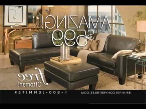 Fashionable Jennifer Sofas With Regard To Jennifer Convertibles – Youtube (View 4 of 10)