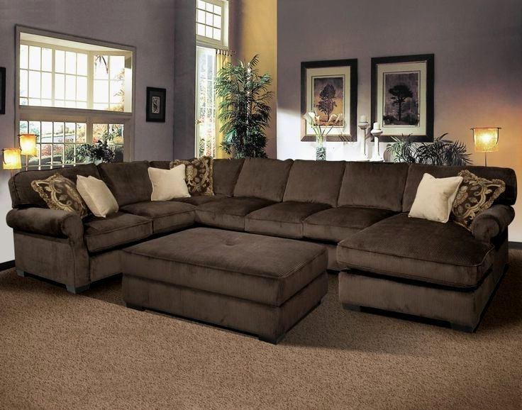 Fashionable Little Rock Ar Sectional Sofas Regarding Wonderful Oversized Sectional Sofa Decoration – Modern Sofa Design (View 7 of 10)