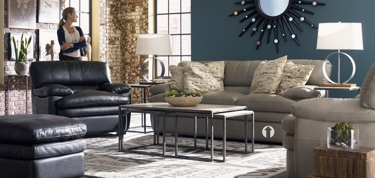 Fashionable Living Room Furniture (View 5 of 10)