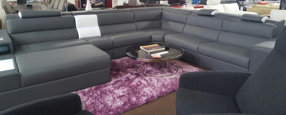 Fashionable Los Angeles Sectional Sofas For Modern Sectional Sofas Los Angeles – Dixie Furniture (View 1 of 10)