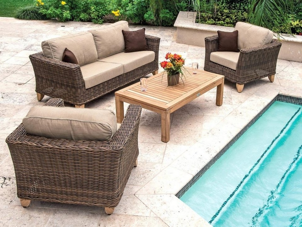 Fashionable Patio : Wicker Furniture Outlet Resin Wicker Chairs Home Depot Within Outdoor Chaise Lounge Chairs Under $ (View 5 of 15)