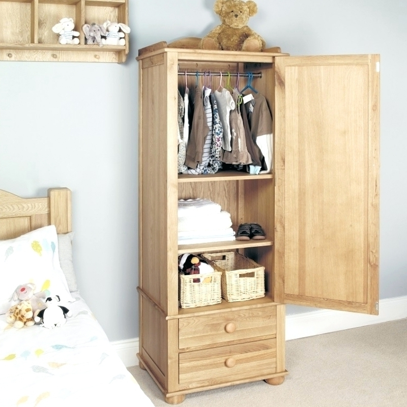 Fashionable Pine Wardrobes With Drawers And Shelves Within Wardrobes ~ Wooden Storage Cabinets With Shelves Pine Wardrobe (View 2 of 15)