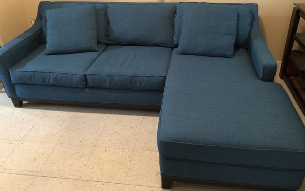 Fashionable Queens Ny Sectional Sofas Pertaining To Macy's Keegan Reversible 2 Pc (View 5 of 10)