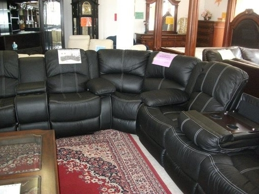 Fashionable Sectional Sofas With Cup Holders Intended For Vanity Impressive Sectional Sofas With Cup Holders In Recliners (View 2 of 10)