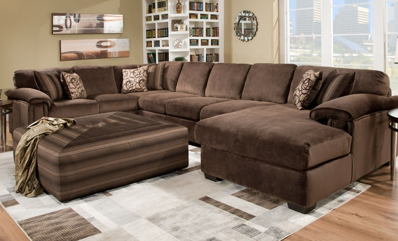 Fashionable Sofa Beds Design: The Most Popular Contemporary 3 Piece Leather Throughout 3 Piece Sectional Sofas With Chaise (View 7 of 15)