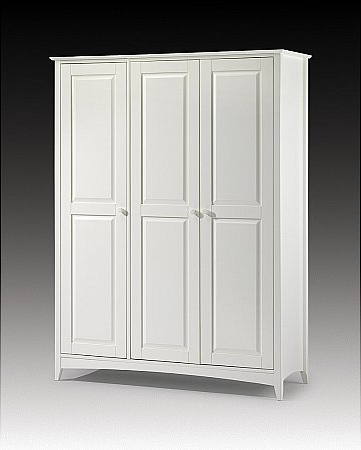 Fashionable Traditional Wardrobes For Cameo 2 Door Wardrobes (View 5 of 15)