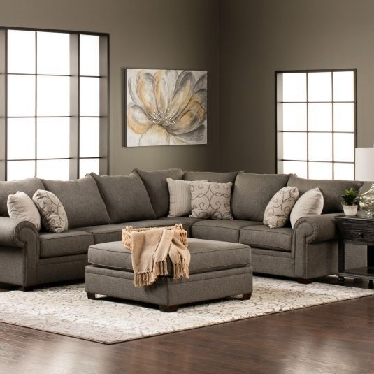 Sectional Couch Jeromes: 10 Best Ideas Of Jerome's Sectional Sofas