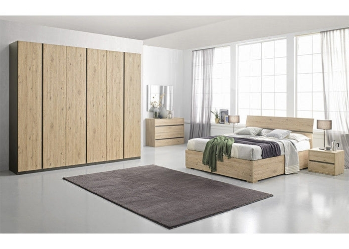 Favorite 6 Door Wardrobe Bedroom Furniture , Ready Assembled Bedroom Pertaining To 6 Door Wardrobes Bedroom Furniture (View 9 of 15)