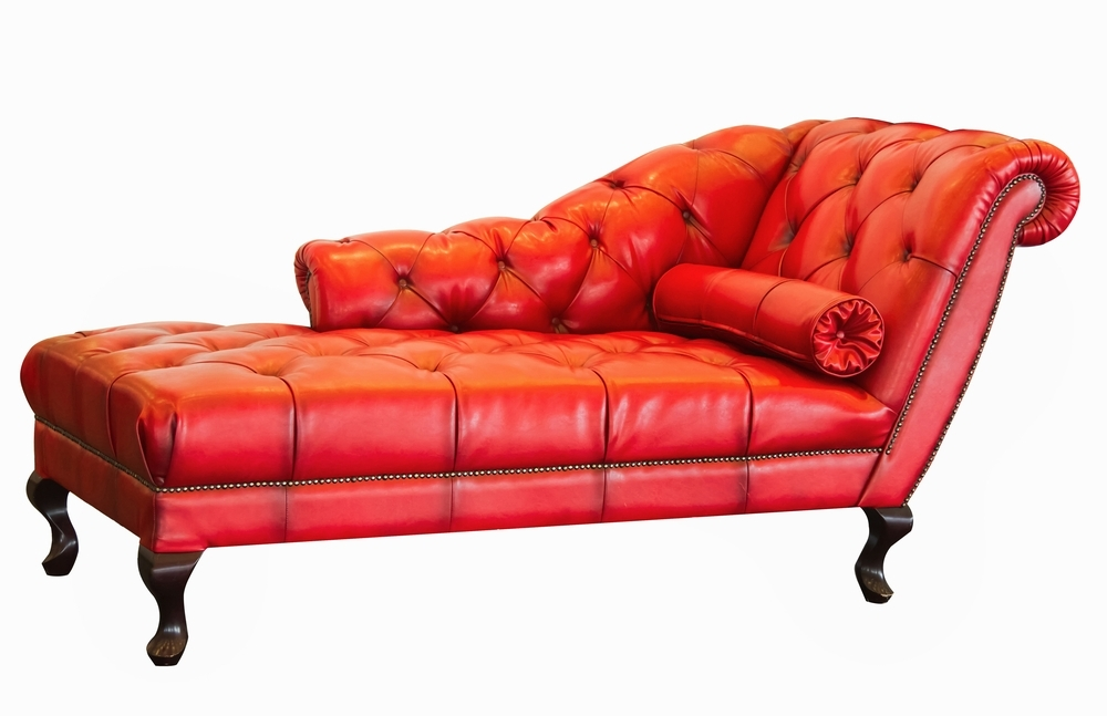 Favorite Amazing Red Leather Chaise Lounge Red Leather Chaise Lounge Regarding Red Chaise Lounges (View 4 of 15)