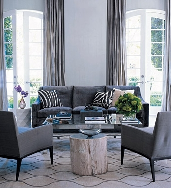 Favorite Charcoal Grey Sofas Within Charcoal Gray Sofa Design Ideas (View 5 of 10)