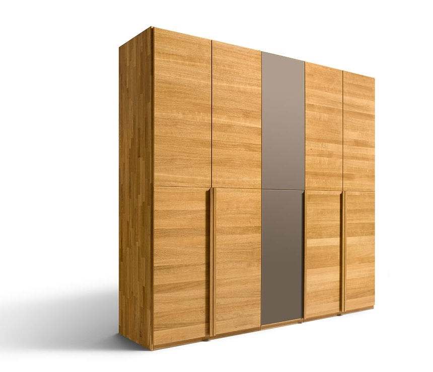Favorite Cheap Wooden Wardrobes Regarding Luxury Solid Wood Wardrobes (View 7 of 15)