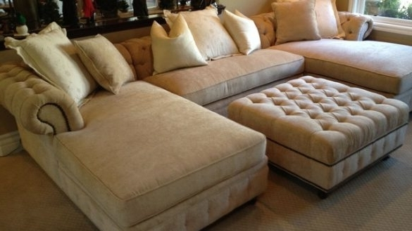 Favorite Deep Sectional Sofas With Chaise For Magnificent Sectional Sofa Marvellous Deep With Chaise Modern At (View 11 of 15)