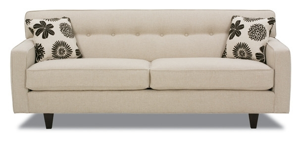 Favorite Derby – Apartment Sofa – K520R Sofas From Rowe At Crowley Furniture Regarding Apartment Sofas (View 4 of 10)